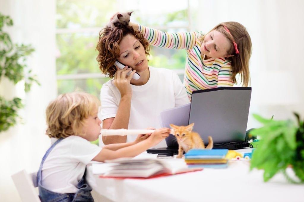 Wie überstehst du als Mutter die Corona Quarantäne mit deiner gestresste Familie? Update 2