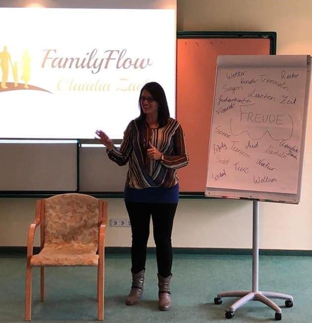 Mama-Mentorin Claudia Zach - Mehr vom Leben Kurs