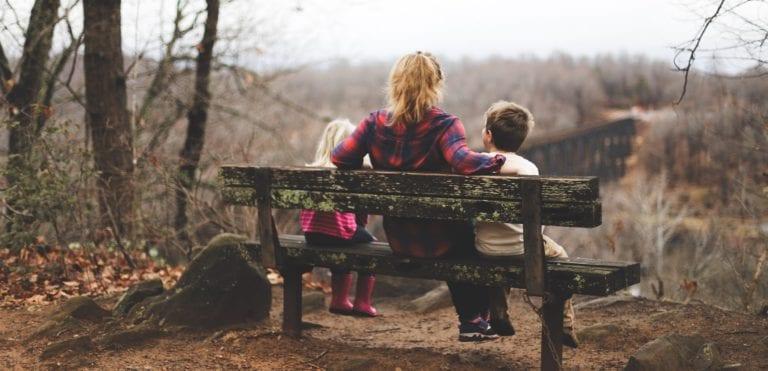 Mutter Kind Beziehung nachhaltig stärken - eine entspannte Mutter werden