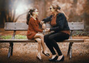 Mutter Kind Beziehung nachhaltig stärken - eine entspannte Mutter werden.