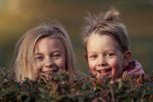 Geschwisterstreit unter Kindern - Der ausführliche Online Kurs - Glückliche Kinder