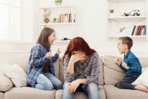 Geschwisterstreit unter Kindern - Online Kurs