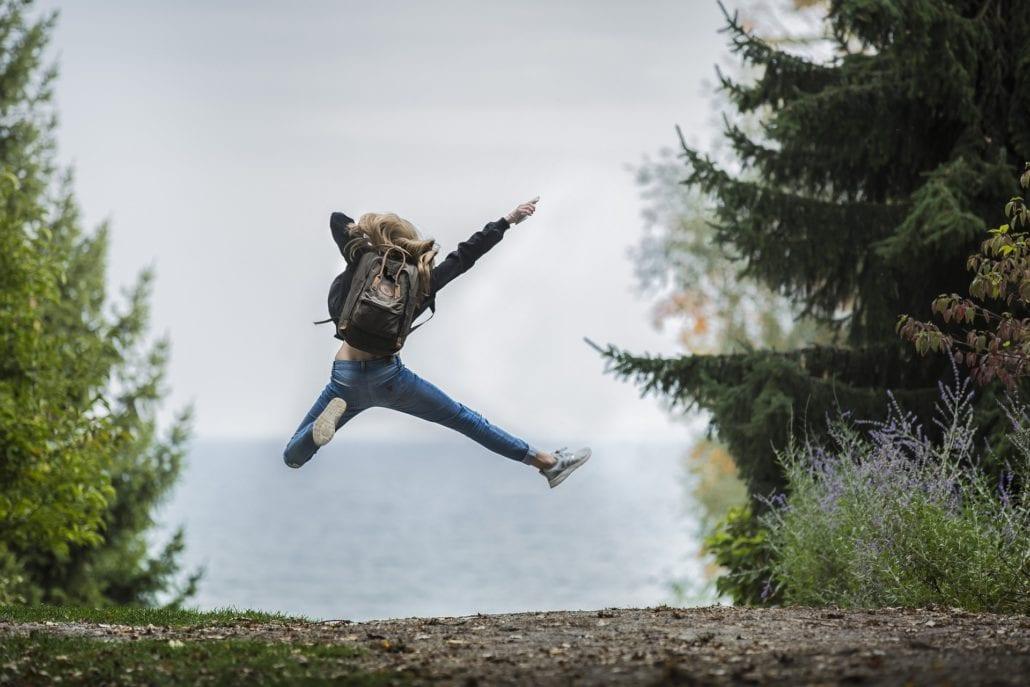 Wie findest du deine Berufung - viel Energie