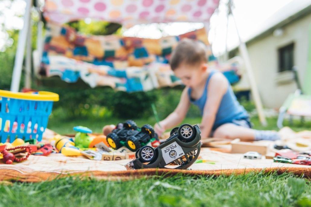 Alltagspflichten als Spiel sehen - Mein Kind bringt mich zum Ausrasten